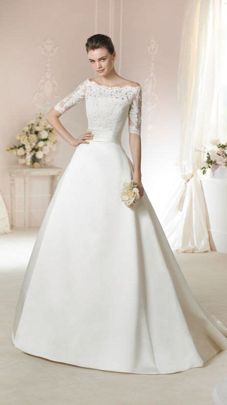 details     sleeve lace wedding dress