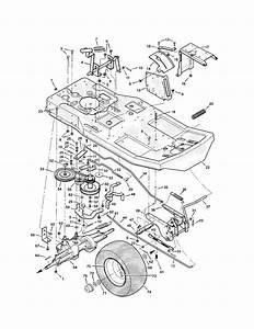 Craftsman Rear Engine Rider Parts