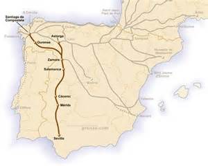 Via De La Plata by Is Via De La Plata Really Not Walkable In July Camino