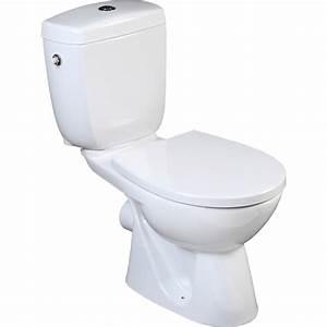 Stand Wc Mit Spülkasten Abgang Waagerecht : stand wc set wei abgang waagerecht kaufen bei obi ~ Orissabook.com Haus und Dekorationen