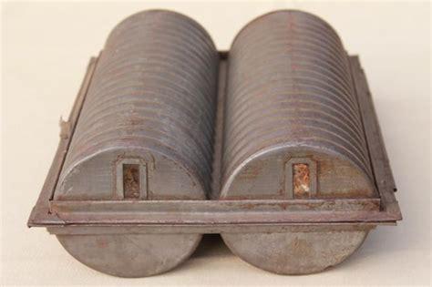 patent  bread loaf baking pan  steamed pudding mold antique vintage kitchen gadget