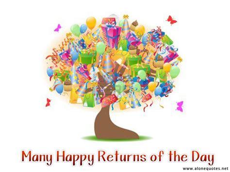 Many Happy Returns by Happy Birthday Wishes