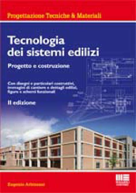 (PDF) Tecnologia dei sistemi edilizi. Progetto e Costruzione