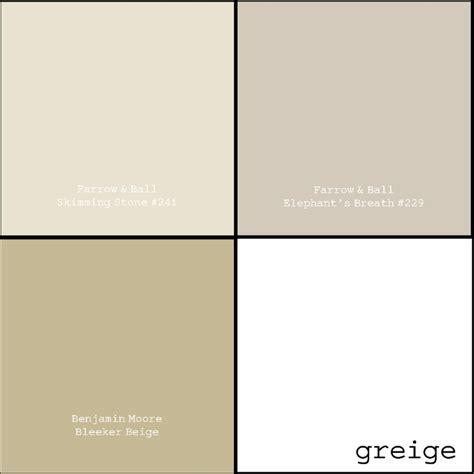 greige color greige color palettes paint tips
