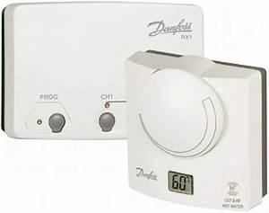 Danfoss Tp4000 24hr  Danfoss Rmt230 Room Stat  Danfoss