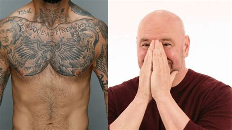 tattoo  dana white plays guess  tattoos