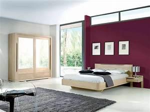 Chambre à Coucher Adulte : meubles chambre troyes meubles saint ly lit table nuit dressing ~ Teatrodelosmanantiales.com Idées de Décoration