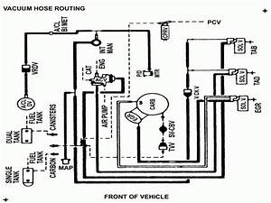 1989 Ford Econoline Vacuum Diagram