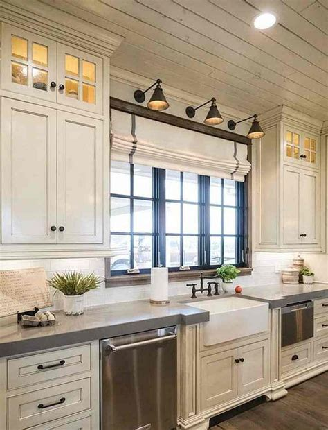 21  Best Farmhouse Kitchens Design and Decor Ideas for 2018