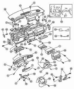 2003 Dodge Grand Caravan Handle  Parking Brake  Trim   All Trim Codes  Color   Mist Gray