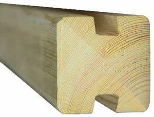 Holzpfosten Mit Nut : h nutpfosten premium 9x9cm vorgetrocknetes holz f r sichtschutz ~ Yasmunasinghe.com Haus und Dekorationen