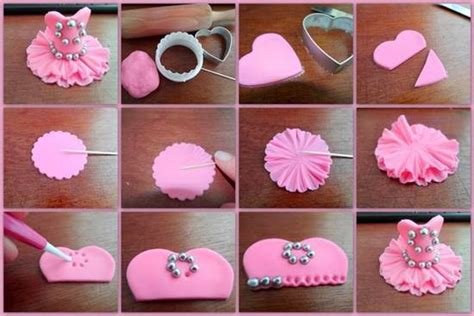 cute ballerina cupcakes diy ideas