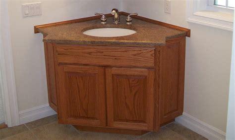Ideas For Corner Sink Vanity