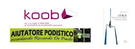 Libreria Psicologia Roma by Astrambiente Sport Eventi Presentazione Libro O R A