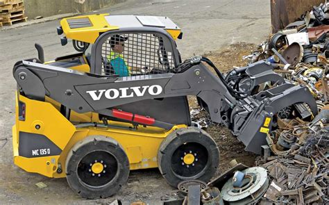 volvo skid steers summarized  spec guide compact equipment