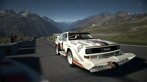 audi sport quattro s1 pikes peak 87 gt6 audi sport quattro s1 pikes peak 1987