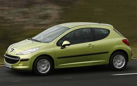 peugeot little car peugeot 207 car catalog com