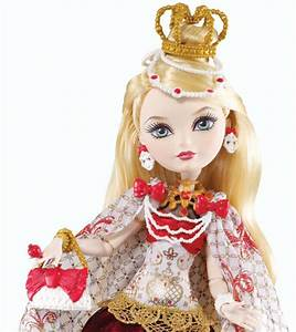 Ever After High Legacy Day Apple White Doll: Amazon.co.uk ...