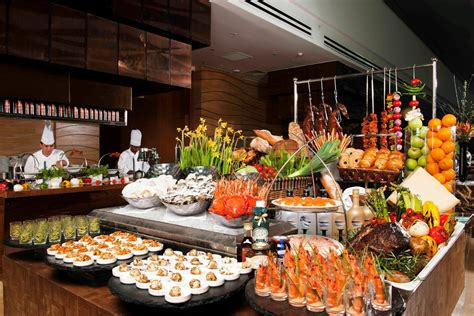Top International Buffets In Singapore - Best Hotel