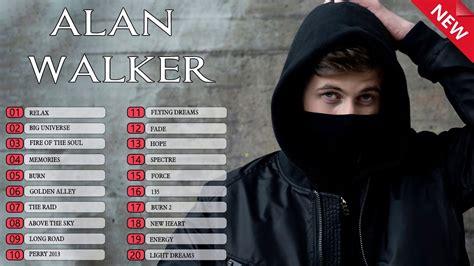 alan walker playlist songs