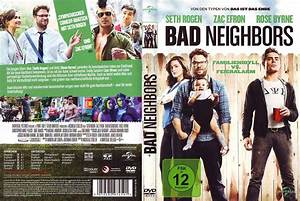 Bad Neighbors dvd cover (2014) R2 GERMAN