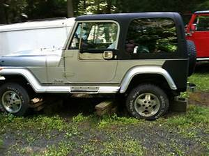 Sell Used 1987 Wrangler Laredo 4x4  Restore Or For Parts