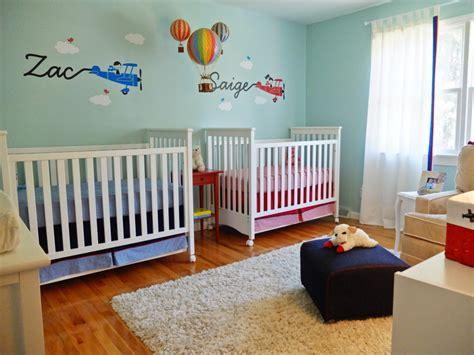 Saige And Zac's Twin Nursery-project