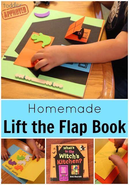 homemade lift  flap book nick sharratt virtual book