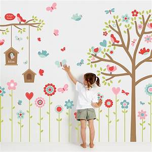 Change the entire look of kid's room with kids walls