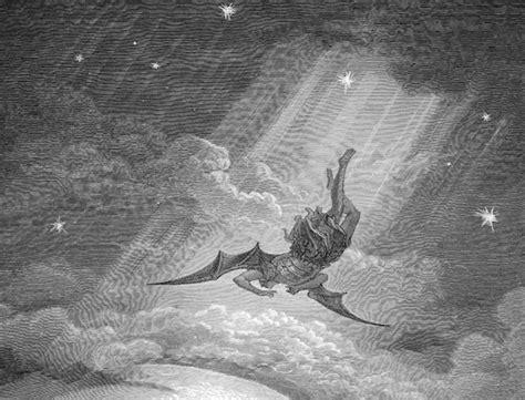 descended   fallen angel