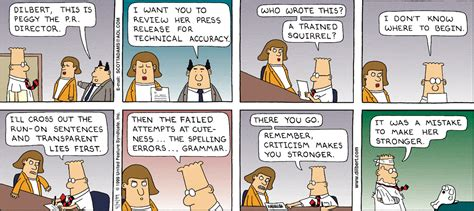 Objective Creator by Smart Goals Morning Story And Dilbert