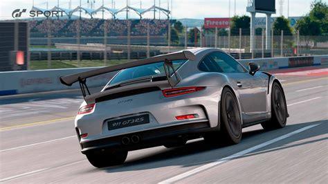 Gran Turismo Sport by Gran Turismo Sport Adds Porsches As Ea License Expires