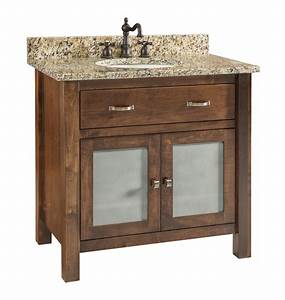 Regal, Solid, Wood, Bathroom, Vanity, From, Dutchcrafters, Amish, Furniture