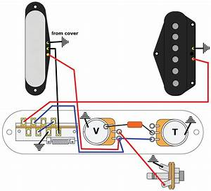 Mod Garage  Lean  Mean Series Wiring For Telecasters
