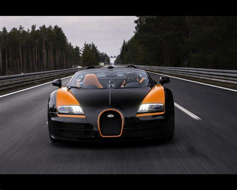 The bugatti veyron 16.4 grand sport vitesse rafale comes at a high price though, in fact €210,000 (£171,150 or $274,175) higher than the stock. Bugatti Veyron 16.4 Grand Sport Vitesse 2013 Roadster World Speed Record