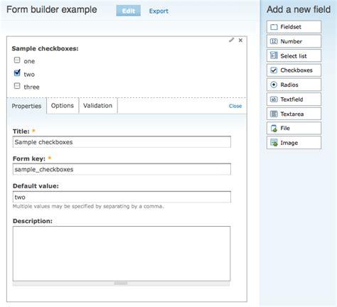 Eform Form Builder by Exle Resume Resume Builder Drag And Drop