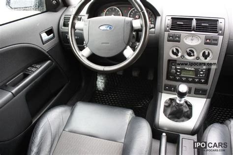 ford mondeo   air leather tournament  car