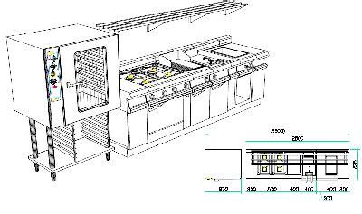 plan cuisine restaurant conception plan cuisine maison françois fabie