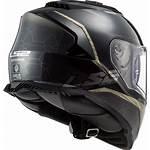 Ff800 Ls2 Helmet Storm Visor Dual Motorcycle