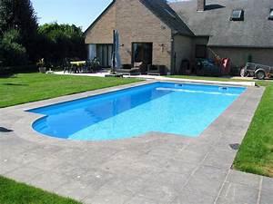 Beton Ciré Piscine : construction de piscines en b ton dur tout budget ~ Melissatoandfro.com Idées de Décoration