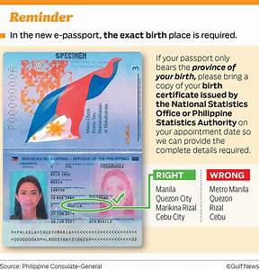 Passport renewal are now required to bring a copy of their for Requirements for passport cebu