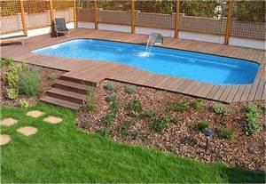 pool im garten holz swimmingpools fur den garten kaufen im With französischer balkon mit swimmingpool garten kaufen
