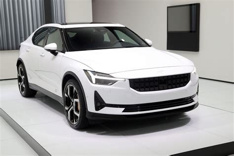 polestar  electric car   geneva video