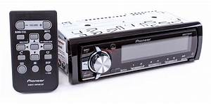 New Pioneer Mvh Wma Digital Media Car Stereo