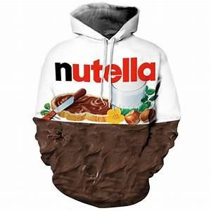 Nutella Hoodie – Urban Art Clothing