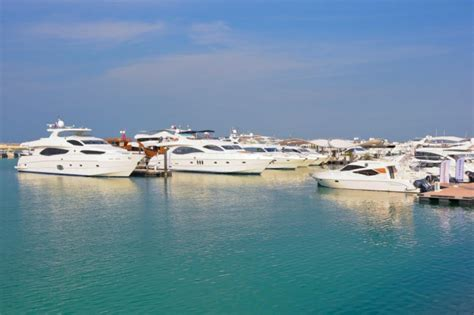 Boat Manufacturers Qatar by 2nd Qatar International Boat Show Luxury Yacht Charter