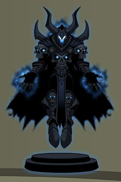 awakened lich king statue aqw