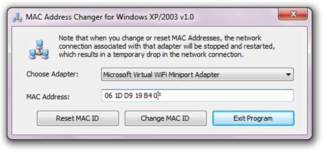 Amac Address Change by Mac Address Changer En Espa 241 Ol Cambia Tu Ip Identi