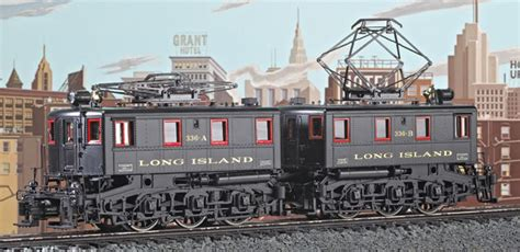 mth premier   gauge bb long island classic toy