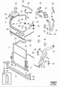 2003 Volvo Xc90 Cooling Diagrams